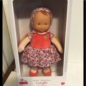 Corolle doll for baby soft